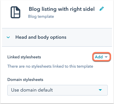 design-manager-linked-stylesheet