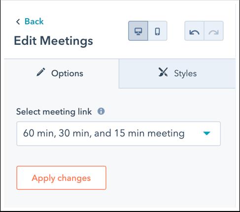 select-meeting-link-in-meetings-module