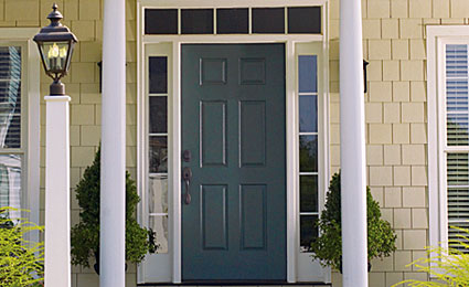 Wood vs Steel vs Fiberglass Doors Whats the best choice