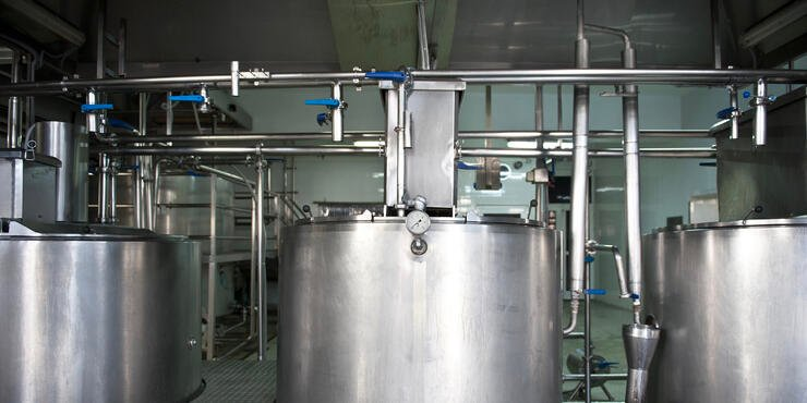 Efficient centrifugal equipment for dairy production