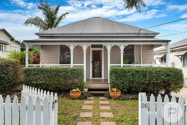 26 Sidney Steet Nundah- Workers Cottage exterior