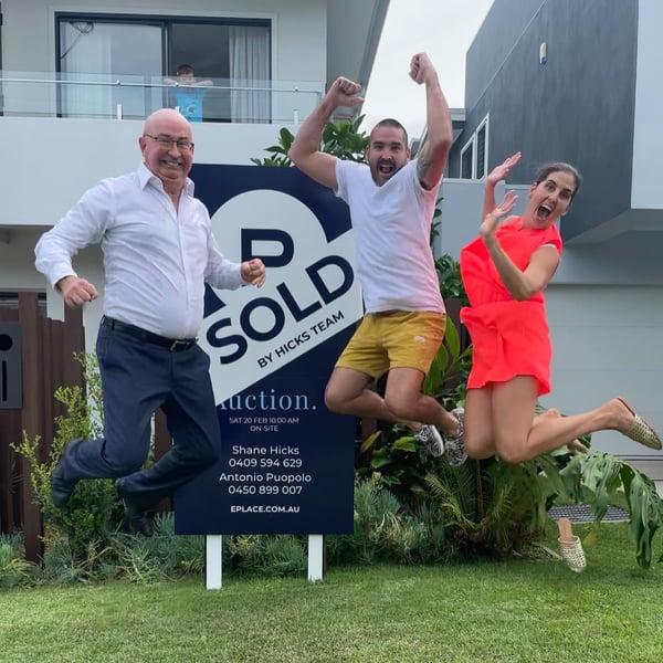 Place Estate Agents Auction