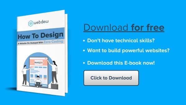 Design website with zero coding