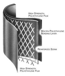 Dura-Skrim heavy duty plastic sheeting