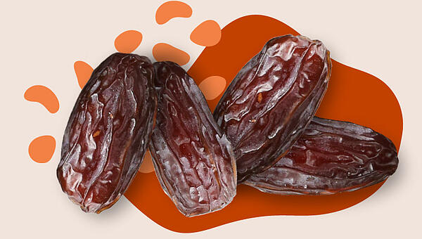Collage of dates
