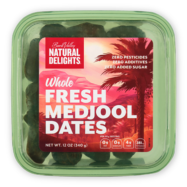 Natural Delights Whole Fresh Medjool Dates