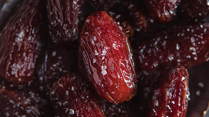 salted medjool dates