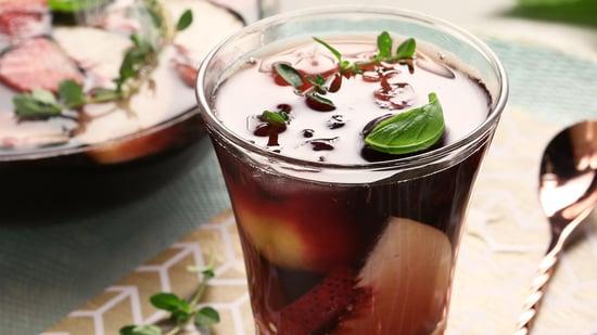 medjool date sangria cocktail