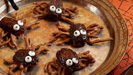 medjool date spider treats