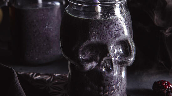 medjool date witches brew black smoothie