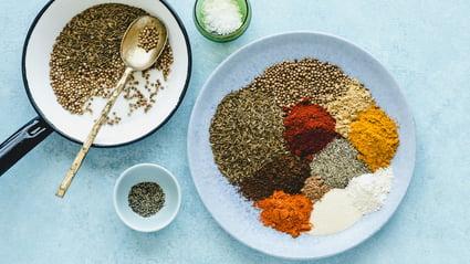 Middle Eastern (Tandoori) Spice Blend
