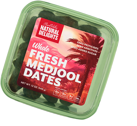 Natural Delights Whole Medjool Dates