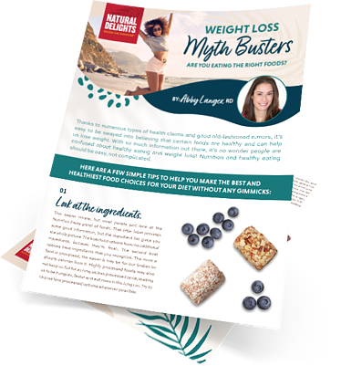 Natural Delights Weight Loss Myth Busters Guide