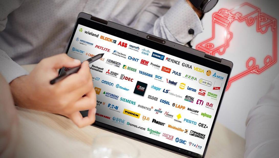 Hersteller, Nutzer und Unternehmen profitieren vom Eplan Data Portal.