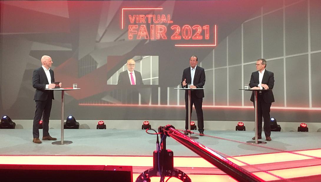 Eplan Virtual Fair 2021: Die Aufzeichnungen sind auf der Eplan Webseite verfügbar.