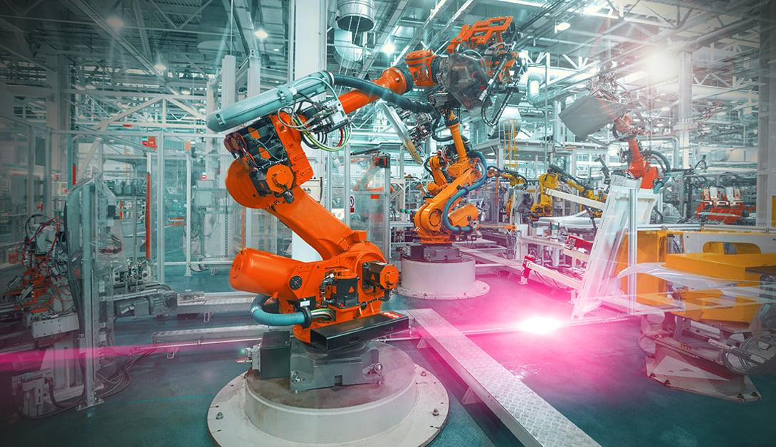 Digitalisierung im Engineering ist ein großes Thema für den Maschinenbau