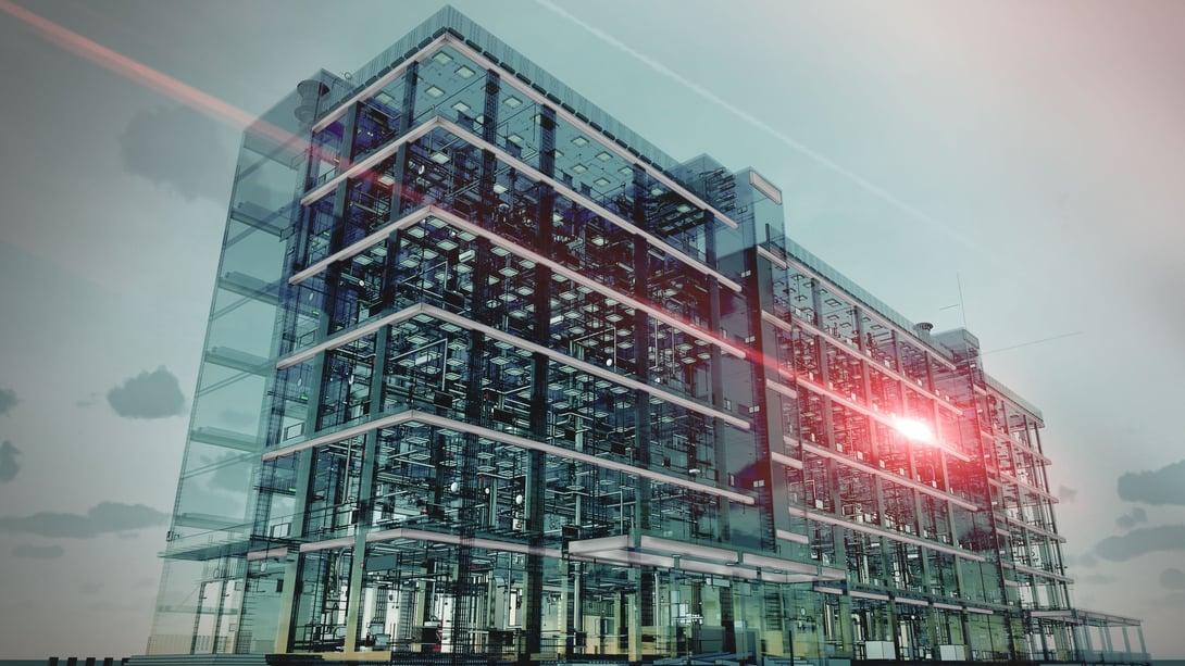 Gebäude- und Elektrotechnik  - das Zusammenspiel mit BIM