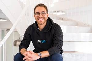 NavVis Employee Spotlight: Pablo Arias, Advanced Software Engineer