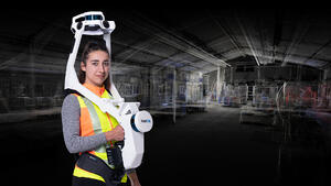 Get it done with NavVis VLX 2nd generation mobile mapping system