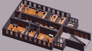 How scan-to-BIM is used in Construction | NavVis