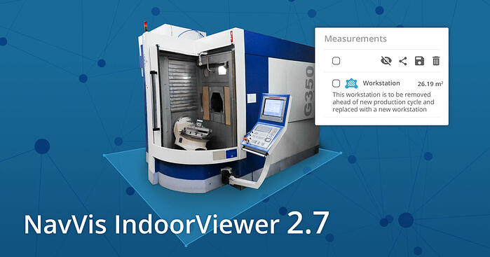 NavVIs IndoorViewer 2.7 Announcement Banner