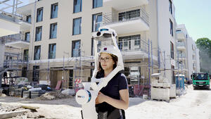 Reality capture use case: Design and construction verification