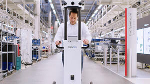 How reality capture helps factory planning in the automotive industry