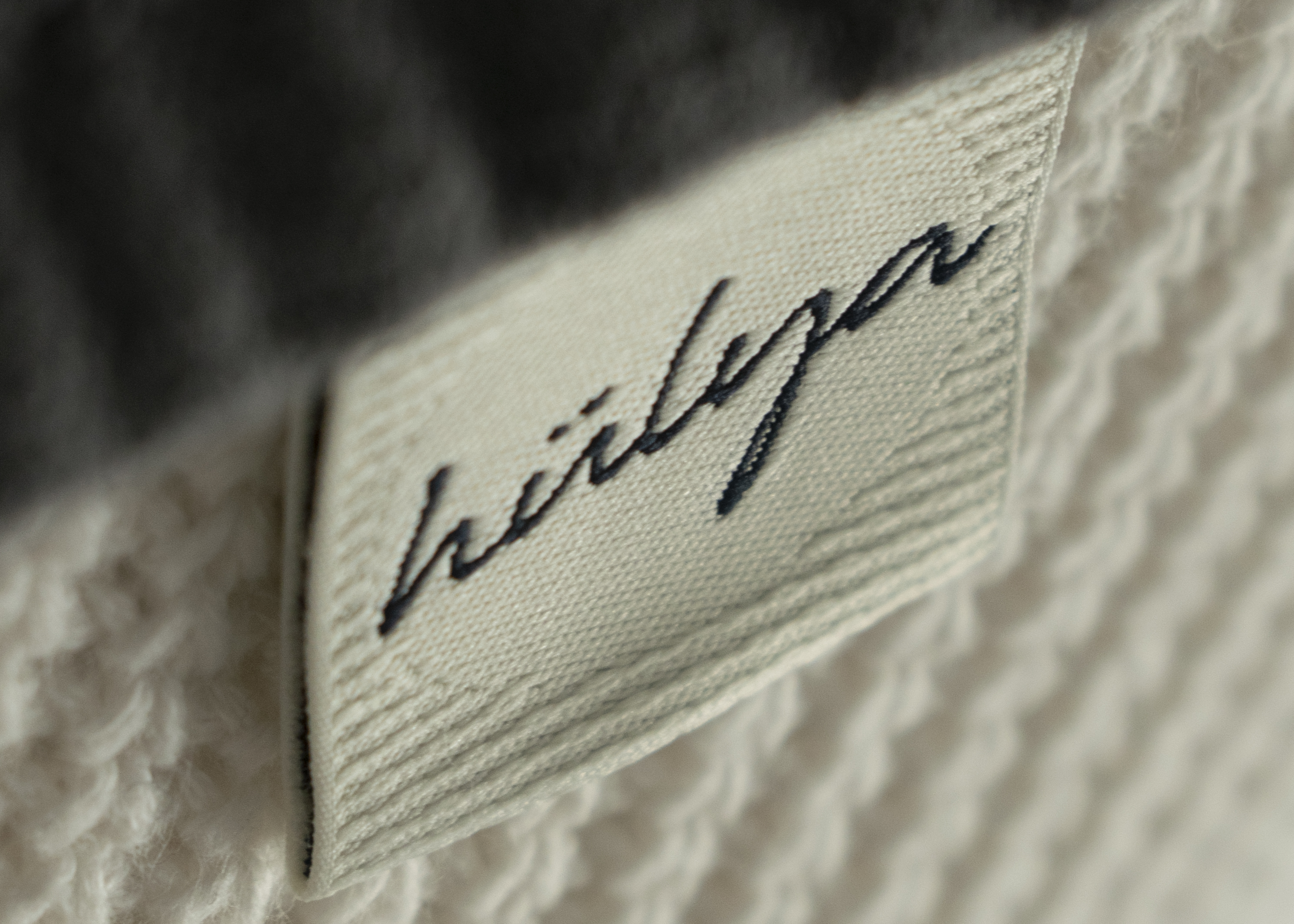 0201_Recycled Polyester Woven Label