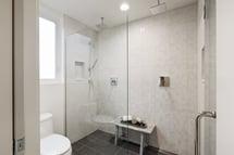 West Seattle | Master Bathroom | Blackwood Builders Group