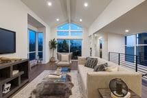 West Seattle | Living Room  | Blackwood Builders Group