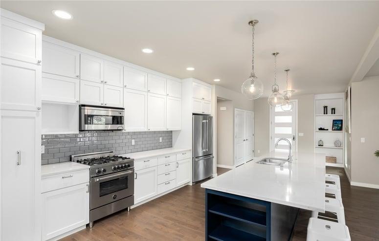 Seattle Bainbridge Island | Home Builder | Kitchen |Blackwood Builders Group