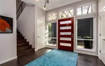 Seattle Bainbridge Island | Home Builder | Entry | Blackwood Builders Group