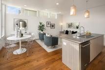 Blue Ridge   Living, Dinning, Kitchen   Blackwood Builders Group