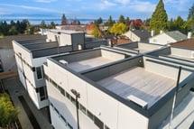 Blue Ridge   Roof Deck   Blackwood Builders Group