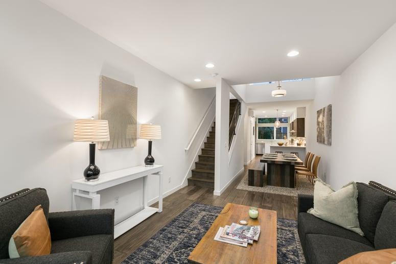 Central District | Living Room | Blackwood Builders Group