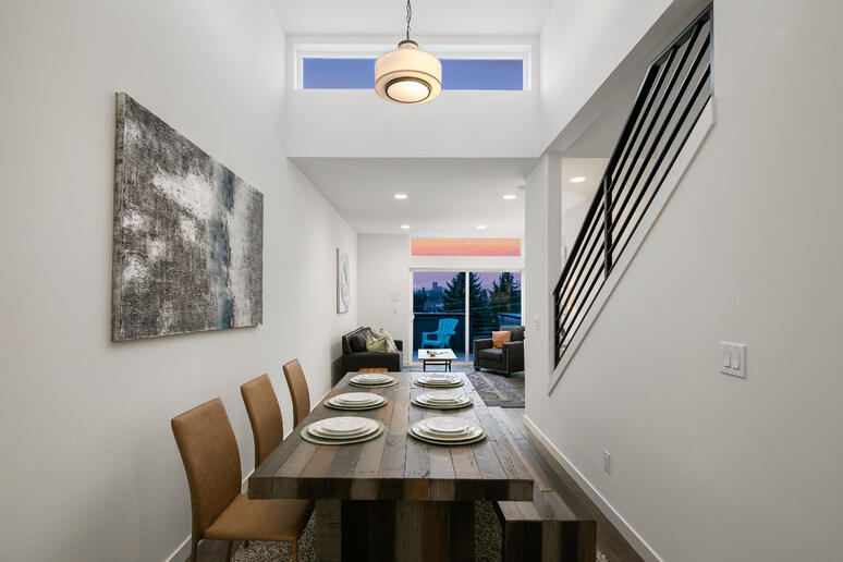 Central District | Dinning | Blackwood Builders Group