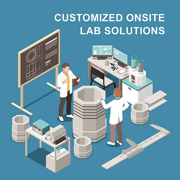 IMR's Customized Onsite Lab Solutions Solve Turnaround Time Problems