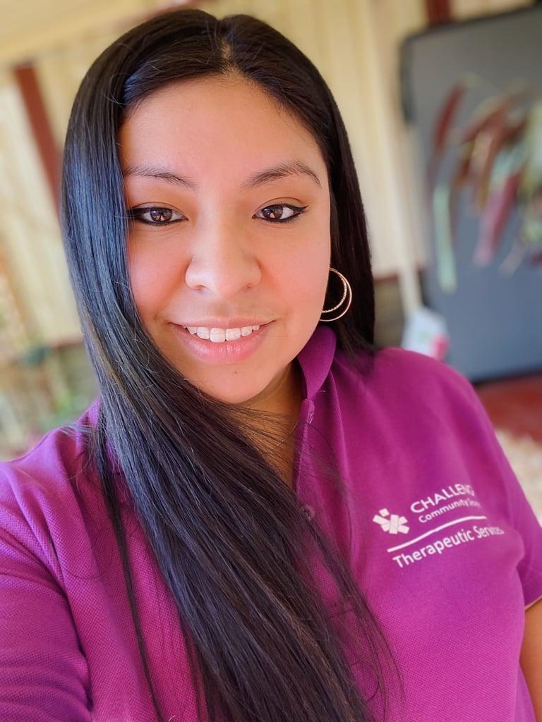 Meet Natalie Camborda - A Challenge provisional psychologist