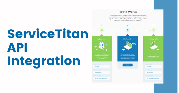 Integrating Your Answering Service With ServiceTitan