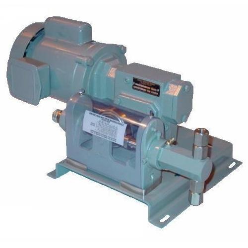 Helwig V-10 Simplex Piston Pump