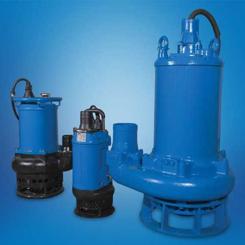 Hevvy Toyo DL Series Submersible Pump