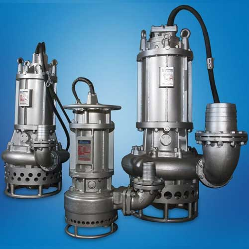 Hevvy Toyo DP Series Submersible Pump