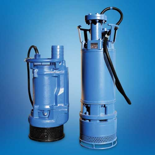 Hevvy Toyo DXL Series Submersible Pump
