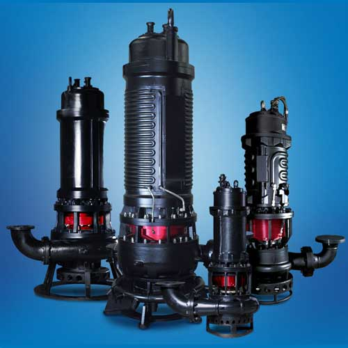 Hevvy Toyo HNS Submersible Slurry Pump