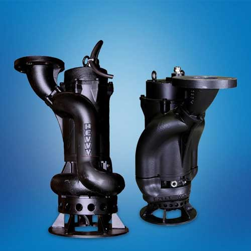 Hevvy Toyo HT Twins Series Submersible Pump