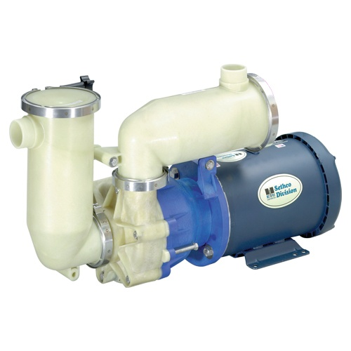 Sethco Magnetic Drive Self-Priming Pump