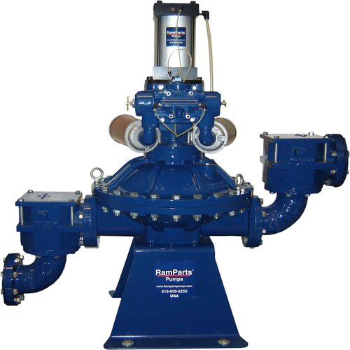 Ramparts Air Operated Diaphragm Pumps - IPC Series