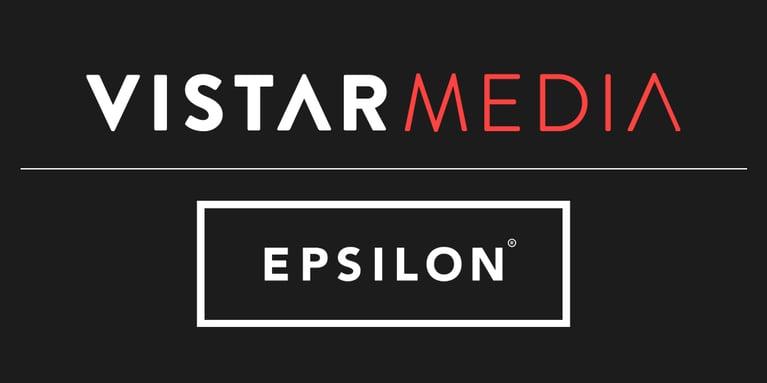 Vistar Epsilon DOOH Partnership