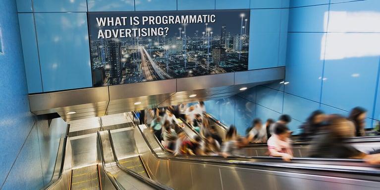 Programmatic Advertising Vistar Media DOOH
