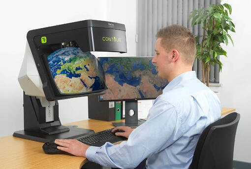 Powerful Partnership for 3D analysis